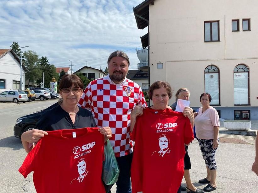 🖼️ Mladen Kešer u Vrbovcu: 'Upoznat sam s problemima cijelog područja'