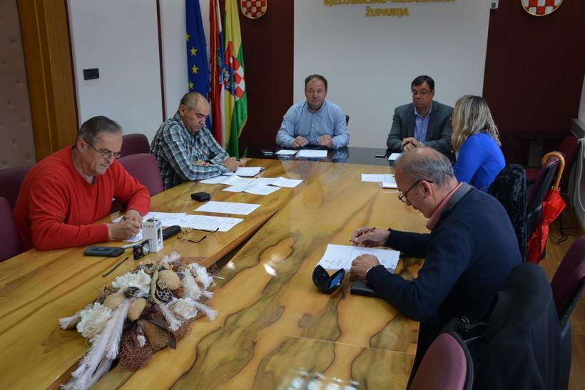 Održan sastanak predsjedništva Koordinacije vijeća i predstavnika nacionalnih manjina Bjelovarsko-bilogorske županije