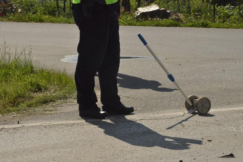 70-godišnji vozač oduzeo prednost prolaska pa skrivio sudar