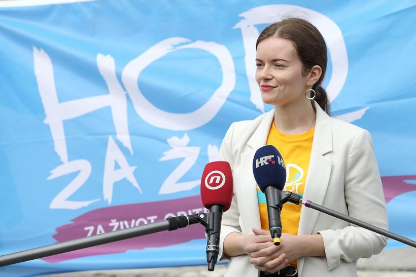 Aktivisti Hoda za život najavili ovogodišnje održavanje za 27. lipnja