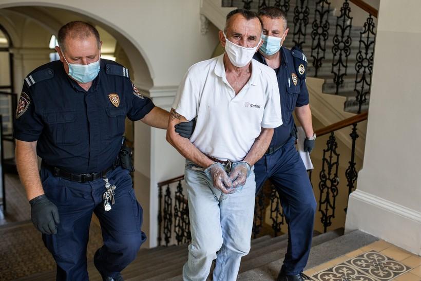 Ubojici iz đakovačkog Centra za socijalnu skrb 40 godina zatvora