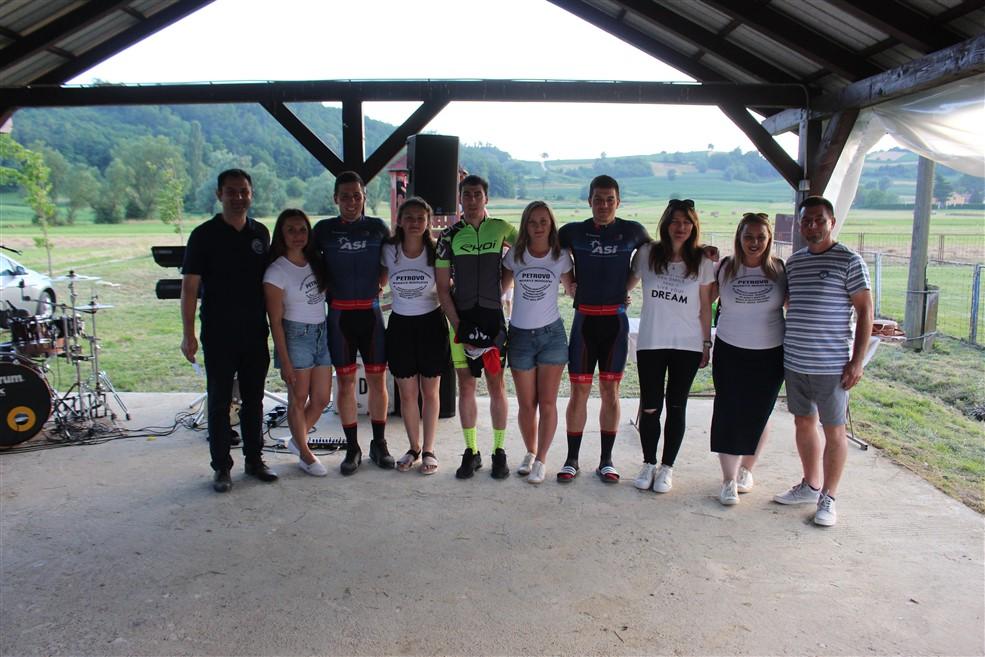 🖼️ 🎦 Borna Vidović obranio titulu najbržega na brdsko-biciklističkoj utrci Mokrice-Brezje-Kusijevec