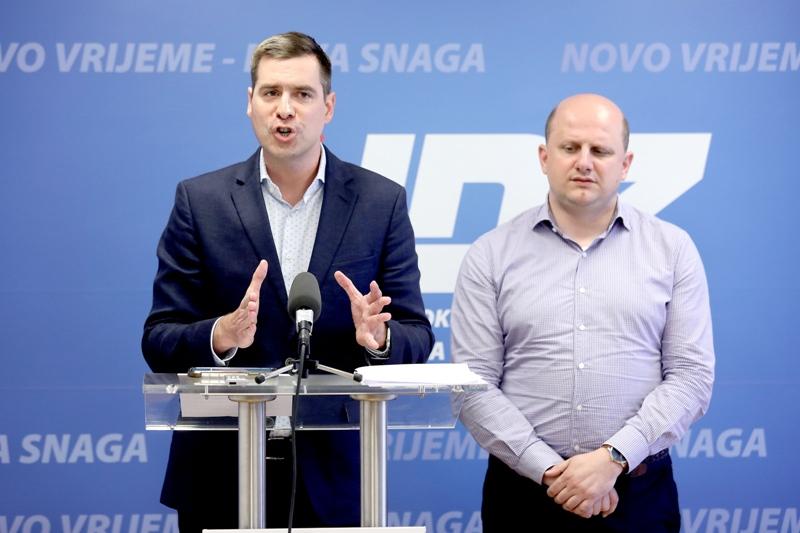 HDZ: Obnova Zagreba ne može se temeljiti na aktivizmu i populističkim mjerama