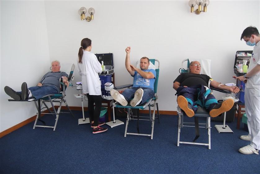 Akcija dobrovoljnog darivanja krvi u četvrtak i petak u Križevcima