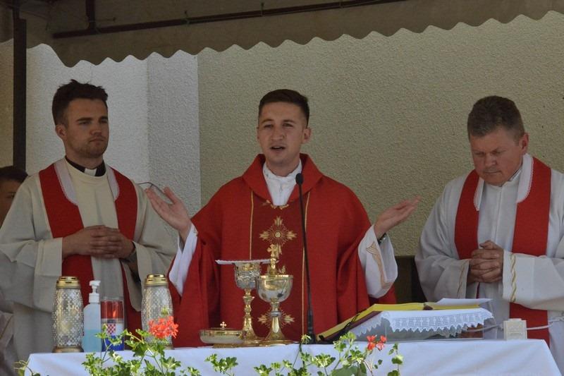 🖼️ U Svetom Petru Orehovcu proslavljen blagdan sv. Petra i Pavla