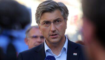 Plenković: Neki politički akteri se čude da Vlada i pravosuđe postupaju po zakonu
