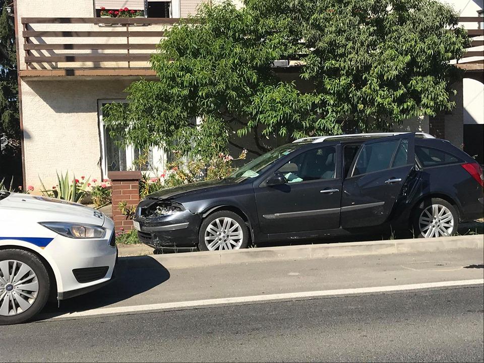 Policija utvrdila okolnosti prometne u Križevcima; sve 'zakuhao' nesmotreni 57-godišnjak