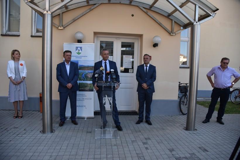 Župan Darko Koren o radu županije: 'Gradimo dvorane, ulažemo u obrazovanje, potpomažemo poljoprivrednike'