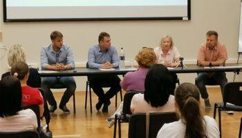 """U sklopu projekta """"Mladi kao socijalni kapital"""" održan okrugli stol """"Važnost poticanja (društvenog) poduzetništva u lokalnoj zajednici"""""""