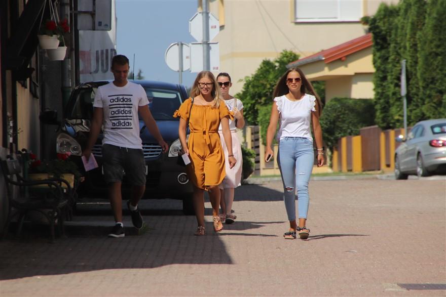 KRIŽEVAČKO 📷 FOTKALO Vruće, vruće je u gradu podno Kalnika
