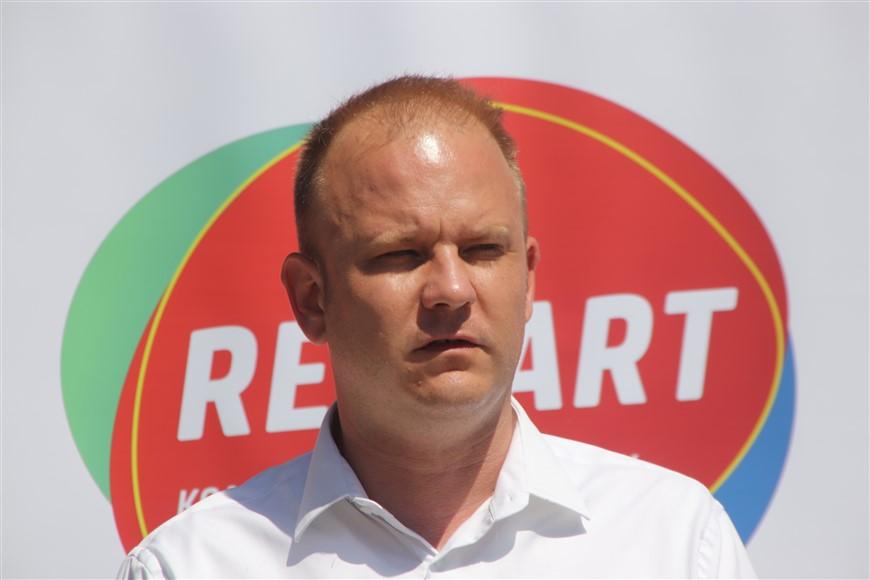 RESTART KOALICIJA U KRIŽEVCIMA Mišel Jakšić: HDZ i njegovi žetončići uništili su hrvatsku poljoprivredu