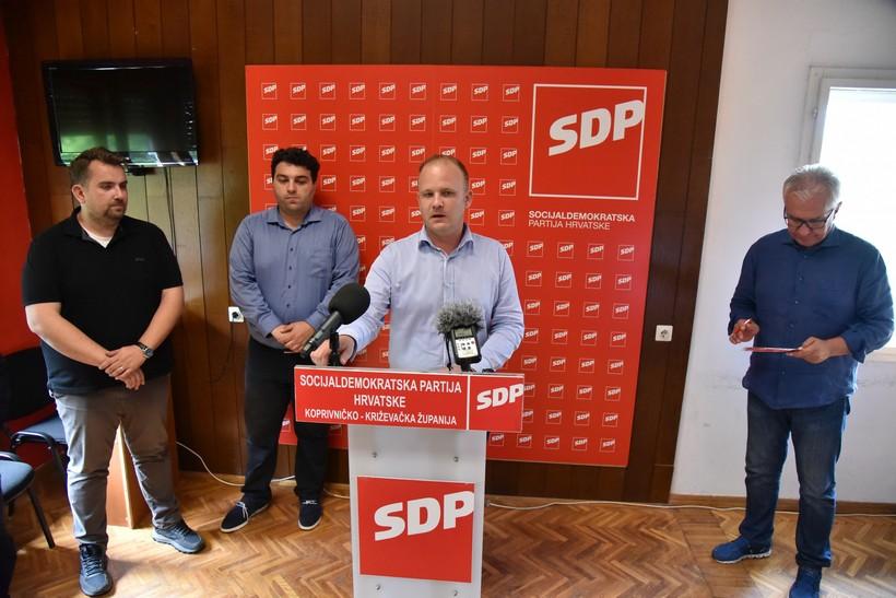 Jakšić: 'Prvi puta imamo sinergiju Koprivnice i Križevaca, Podravine i Prigorja'