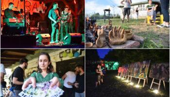 🖼️|🎦 Brojnim programima i koncertima domaćih grupa održan 19. VUM Fest