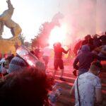 Prosvjedi u Beogradu i Novom Sadu, novi sukobi demonstranata i policije
