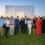 Na zagrebačkim fontanama osvanuo portret Nikole Tesle