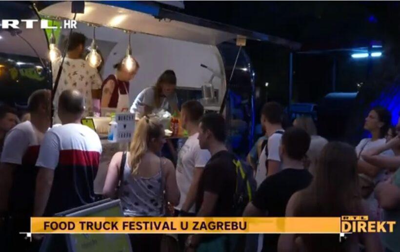 🎦 Na zagrebačkom Jarunu održan prvi hrvatski 'Food truck festival': 'Držimo se propisa i preporuka Stožera'