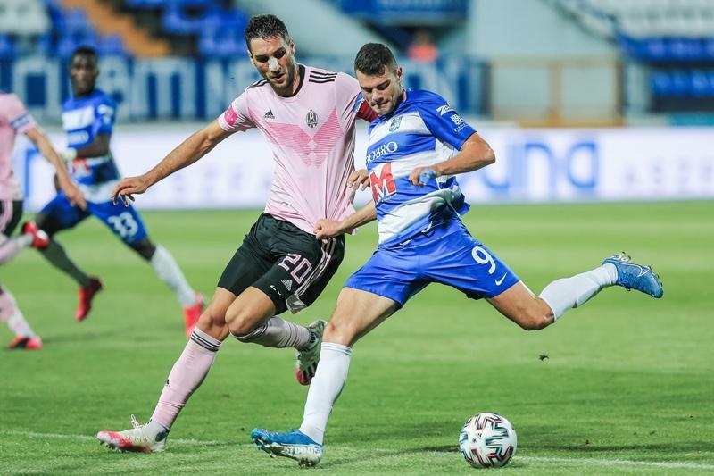 Odgođena utakmica između Osijeka i Lokomotive zbog koronavirusa