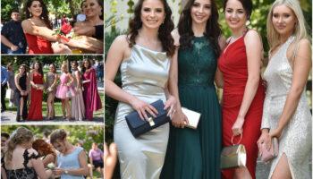 📸 Prekrasne maturantice i maturanti feštom se opraštaju od srednje škole