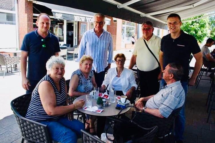 Ostojić poručio iz Vrbovca: Bolje u nedjelju 4 minute za Restart koaliciju nego četiri godine pod HDZ-om