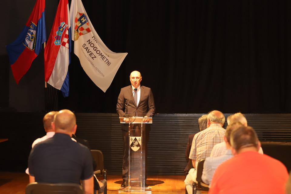Robertu Markulinu još jedan mandat na čelu Županijskog nogometnog saveza Koprivničko-križevačke županije