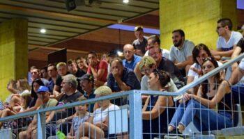 Đurđevački kvartovski noćni turnir hit, navijači napunili stadion ŠRC-a