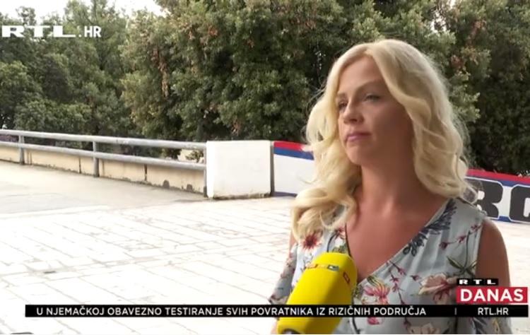 🎦 Mlada sopranistica iz Zagorja i njena 'verzija' himne: 'Nikog nije ostavila ravnodušnim'