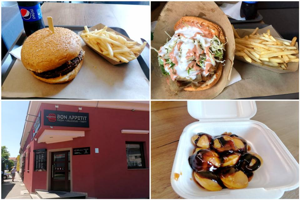 Posjetili smo koprivnički fast food Bon Appetit. Nismo baš oduševljeni