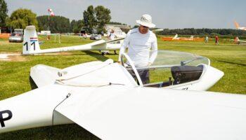 🎦 Letjelište pored Koprivnice ovih je dana središte zrakoplovnog jedriličarstva