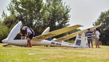 🖼️ LET BEZ MOTORA Koprivničko letjelište domaćin prvenstva Hrvatske u zrakoplovnom jedriličarstvu