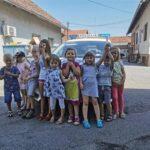 Mališani iz Dječjeg vrtića Ivančica u Koprivničkom Ivancu učili o prometnim pravilima