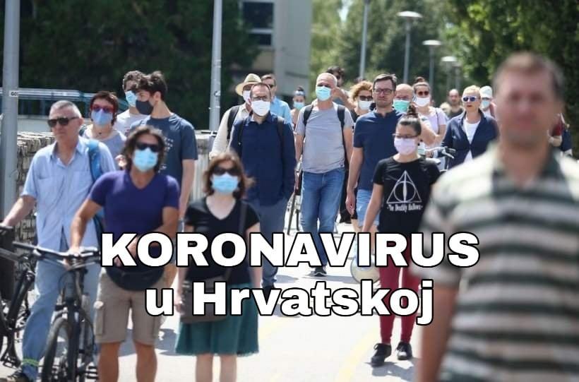 U posljednja 24 sata u Hrvatskoj 250 novih slučajeva zaraze koronavirusom