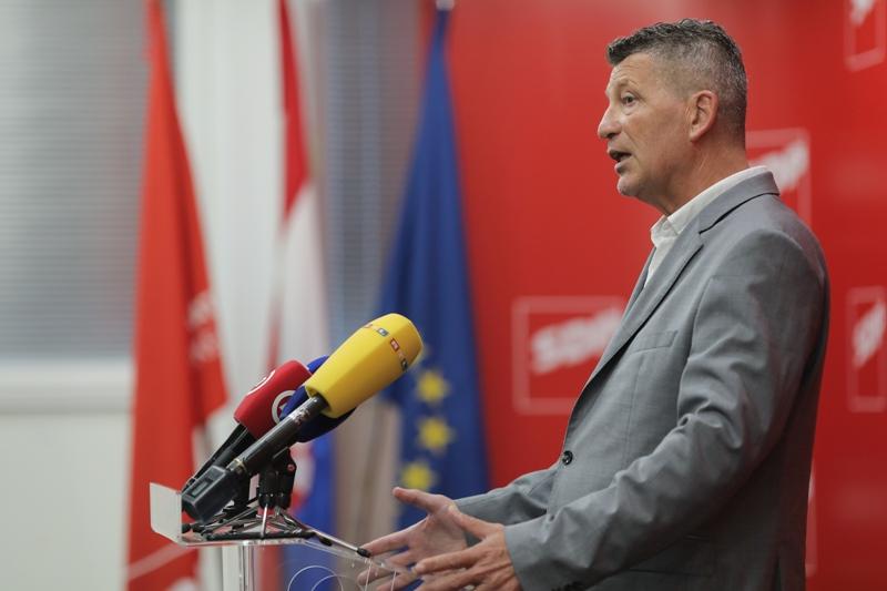 Marino Percan predao kandidaturu za predsjednika SDP-a: Želim da SDP bude jedan tim, jedna monilitna stranka