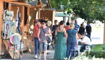 FOTKALO 📸 Ležerne ljetne kombinacije na vrućem koprivničkom asfaltu