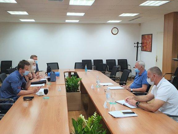 Održan radni sastanak na temu škole u Strmcu