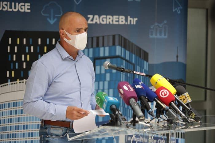 U Zagrebu najviše novozaraženih u jednom danu do sada
