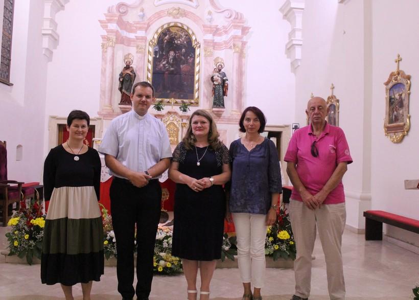 """Održano predavanje """"Sv. Marko Križevčanin i pobožnost prema Blaženoj Djevici Mariji"""""""