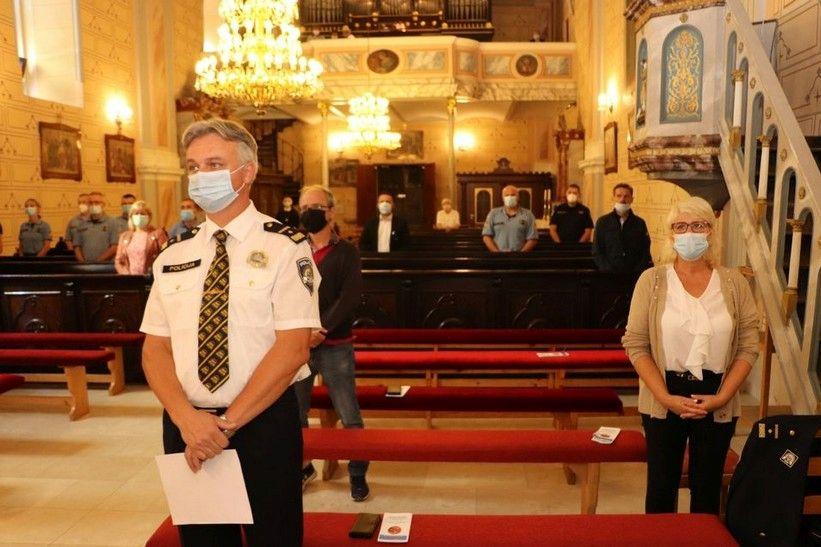 🖼️ Proslavljena 10. godišnjica Policijske kapelanije Sveti Marko Križevčanin