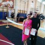 """Plesači ŠPK """"Koprivnica"""" sudjelovali na Državnom prvenstvu u latinsko-američkim plesovima u Samoboru"""