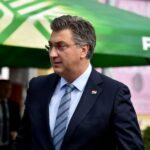 Plenković iz Koprivnice poručio Milanoviću: 'Neka objasni zašto je nervozan'