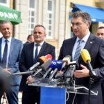 PLENKOVIĆ POTVRDIO 'Prvose gradi dionica do Kloštra Vojakovečkog vrijedna 230 milijuna kuna'