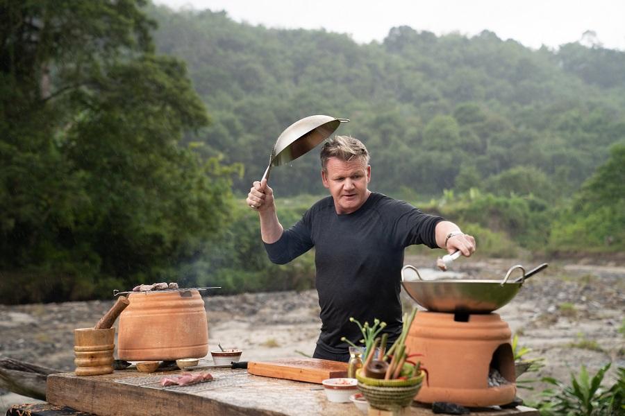 Gordon Ramsay u novoj sezoni predstavlja hrvatsku kuhinju