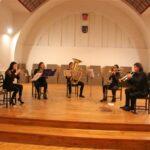 🖼️|🎦 Brass kvintet Tubismo nastupio na 14. POOHFestu u Križevcima