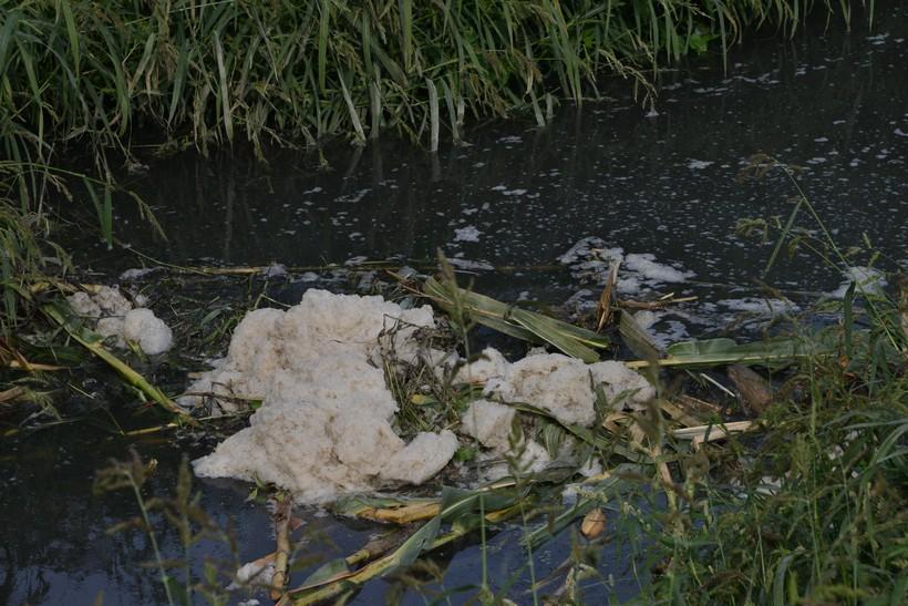 Policija se očitovala o slučaju zagađenja potoka Črnec kod Križevaca
