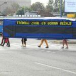 🎦 Zelena akcija: 'Prošlo već 20 godina posljednjih izgrađenih metara tramvajske pruge u Zagrebu'