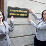 Orešković i Puljak 'otvorile' novi Ured predsjednika RH: 'Ako je njemu normalno da je podzemlje preuzelo poluge vlasti, meni nije'