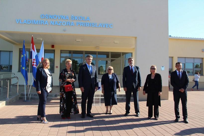 Posjet predsjednika Vlade Republike Hrvatske Andreja Plenkovića Međimurskoj županiji (8)