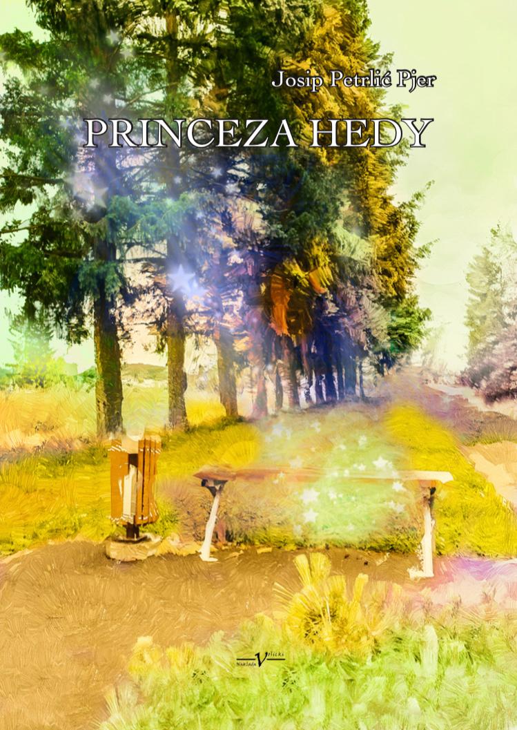 Princeza Hedy naslovnica original