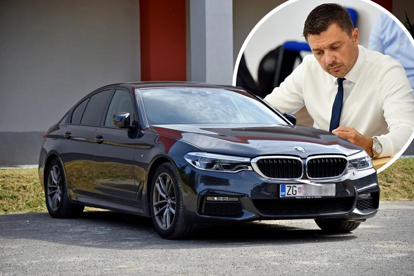 IMA SE, MOŽE SE Pročelnik gradonačelnika Paniana na posao dolazi u BMW-u