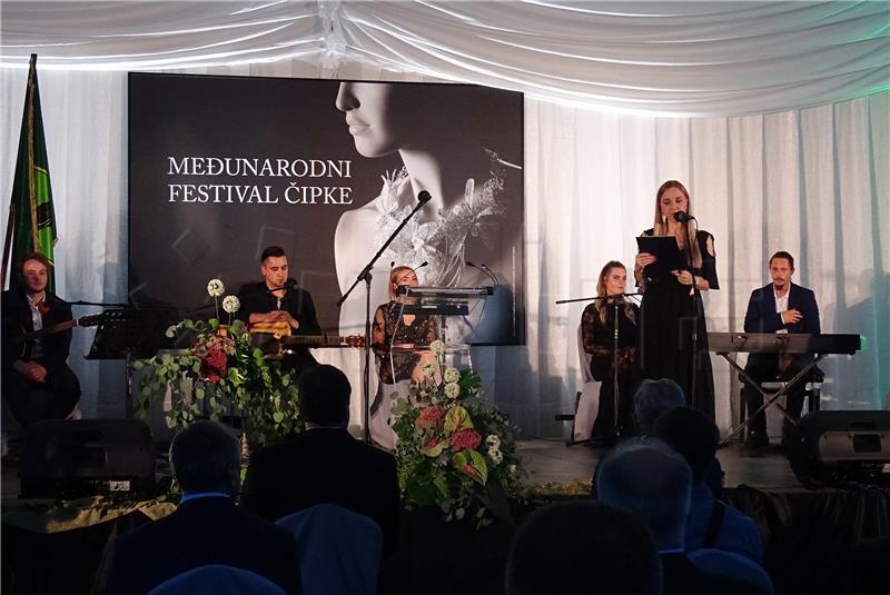 U Lepoglavi otvoren Međunarodni festival čipke