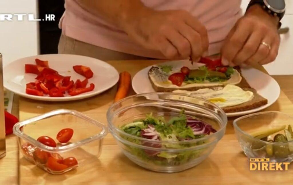 Zavod za javno zdravstvo predložio 10 zdravih sendviča za školu